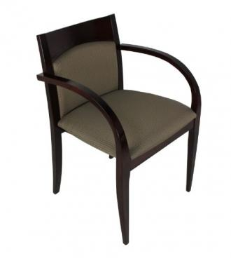 Brown Accent Pattern Side Arm Chair. Staging   Design Network   Home Staging   Furniture Rental