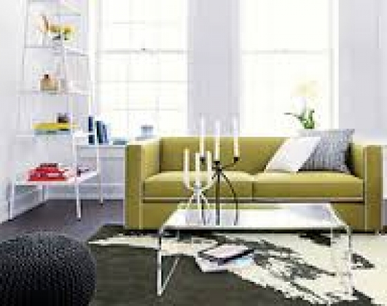Staging Design Network Home Staging Furniture Rental - Cb2 peekaboo coffee table